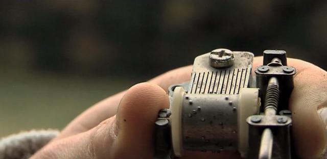 Video Frittenbude – Zeitmaschinen aus Müll