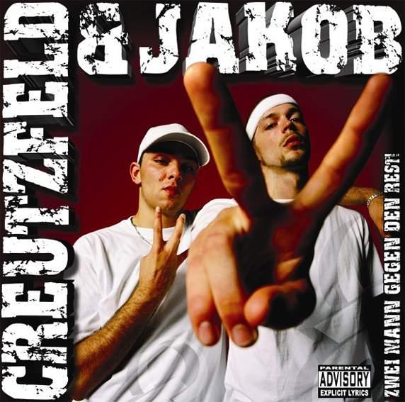 Creutzfeld Und Jakob Zwei Mann gegen den Rest Cover