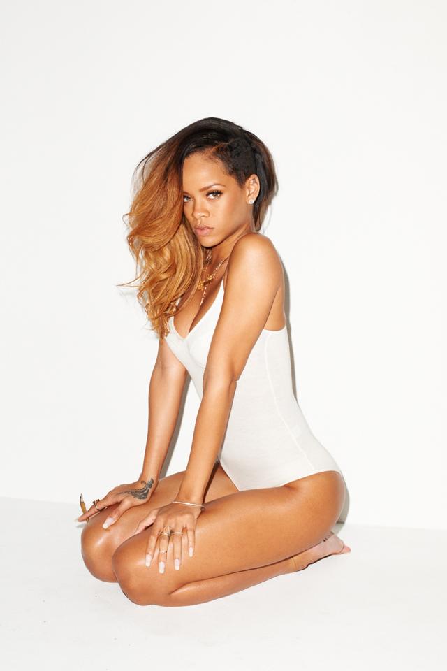 Terry Ridchardson x Rihanna
