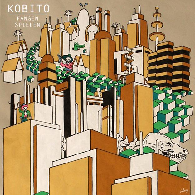 Kobito – Fangen Spielen – Cover
