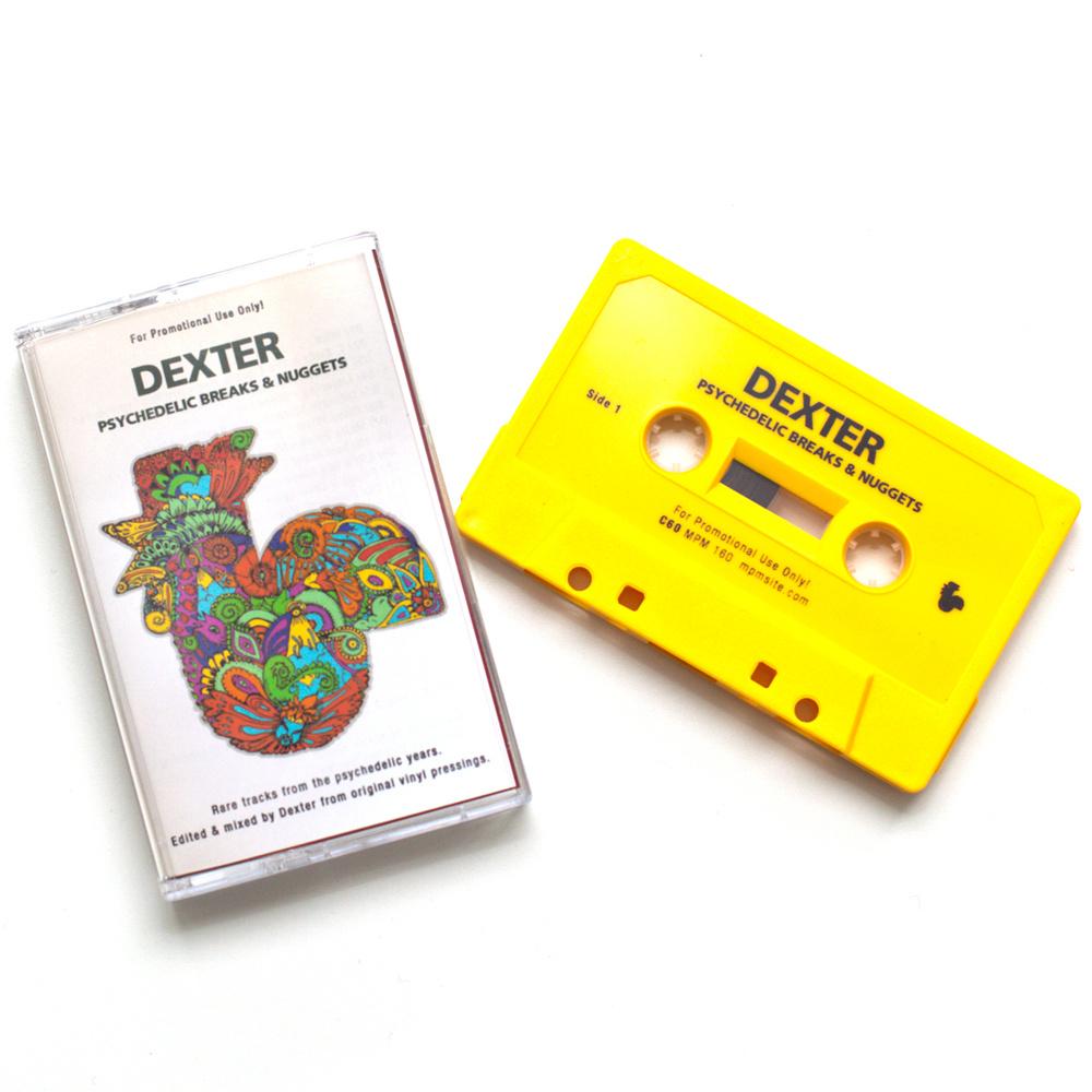 Dexter - Psychedelic Breaks & Nuggets (Free Mixtape)