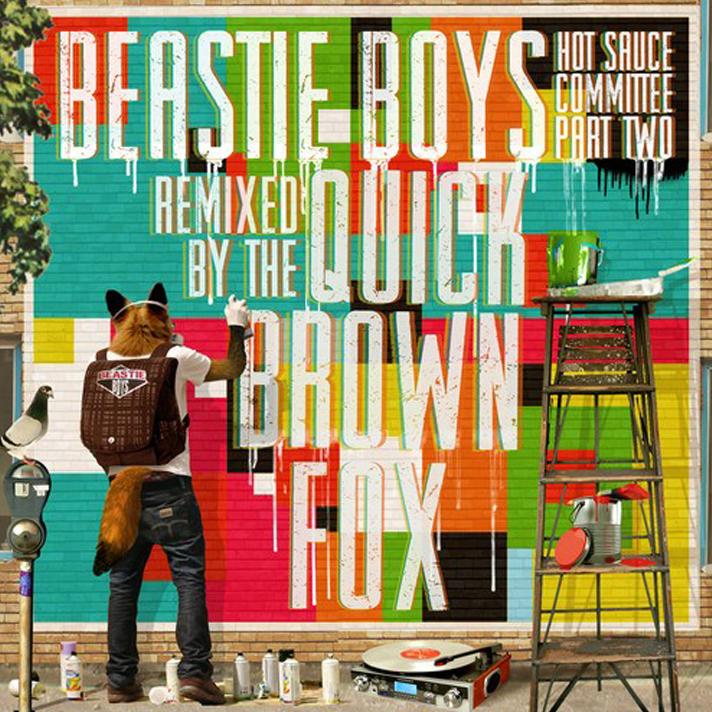 Beastie Boys Hot Sauce Committee pt 2 remix