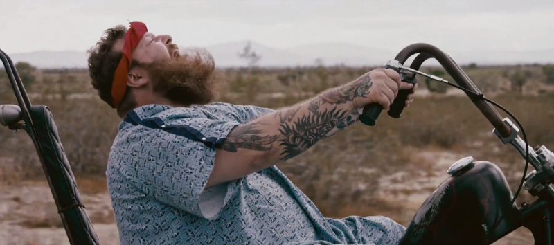 Action Bronson Easy Rider
