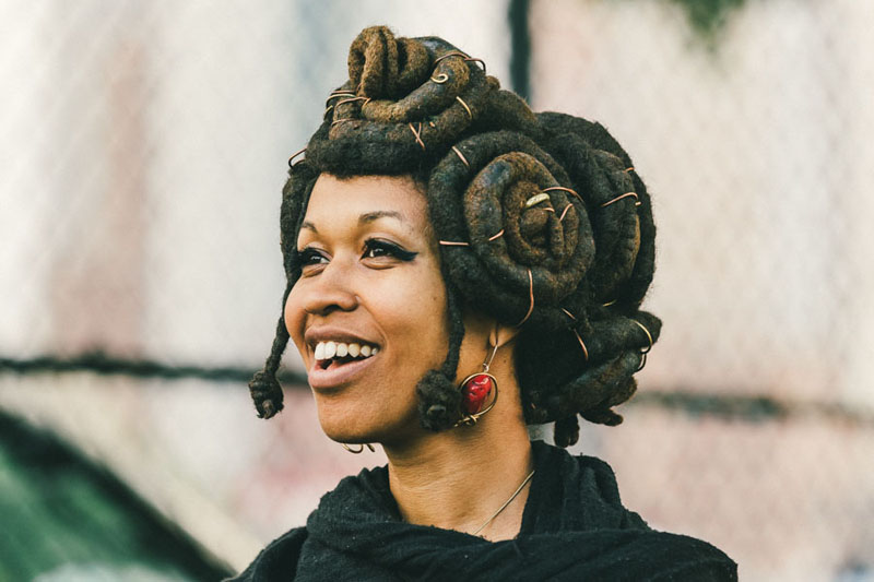 Afropunk Festival by Driely S